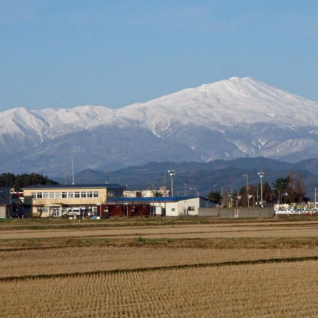 Yamagata in Winter