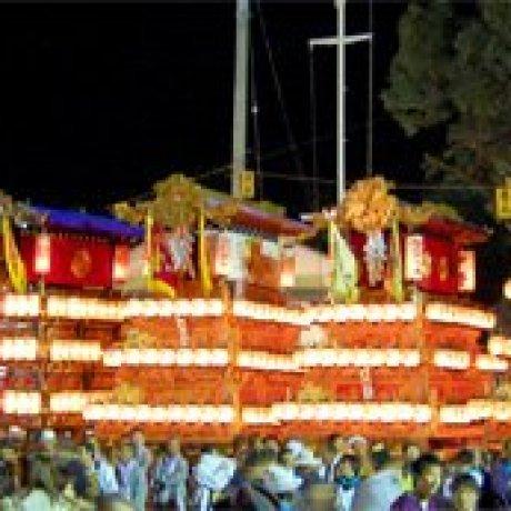 เทศกาล Saijo แห่งชิโกะกุ