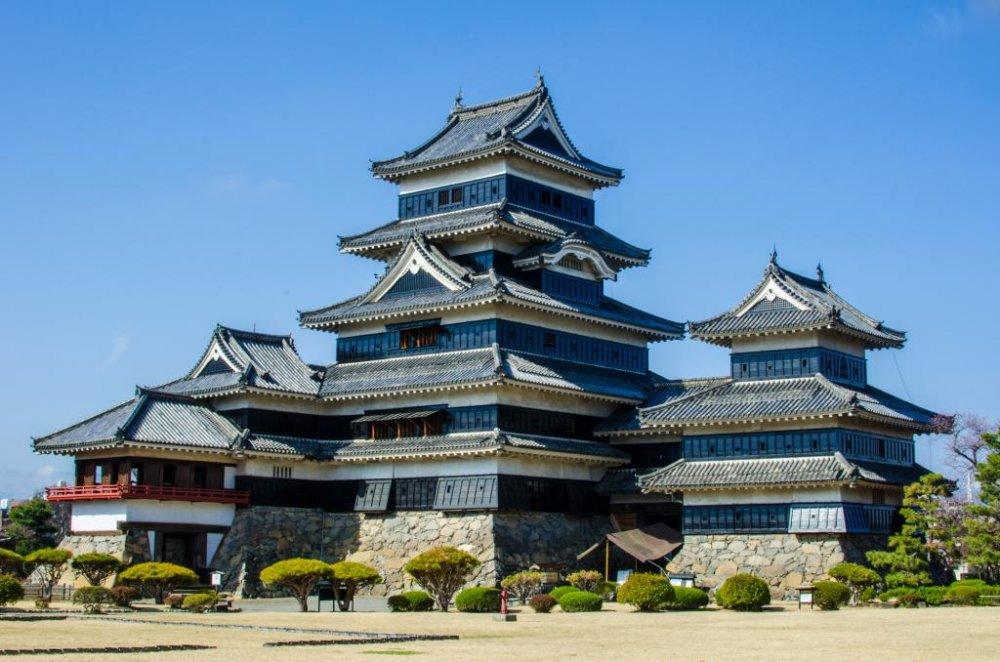 Les châteaux japonais ne ressemblent à aucun autre, leur architecture est unique!