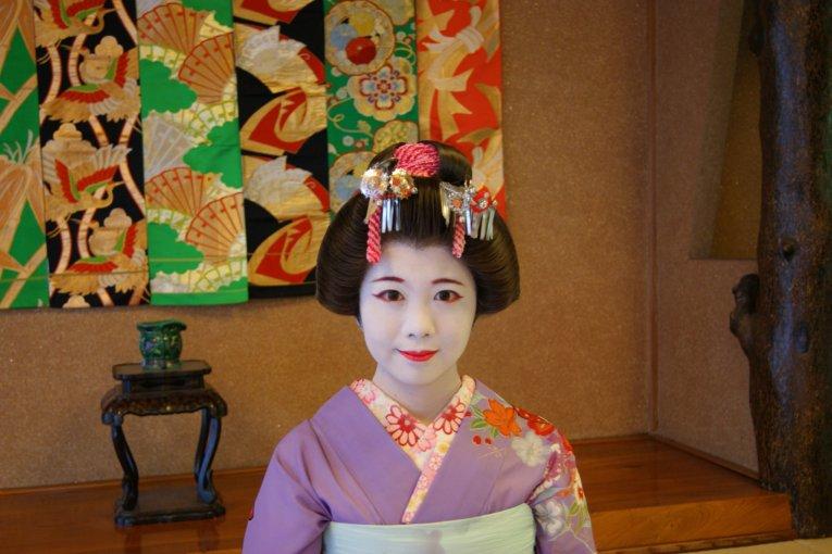 The Akita Maiko