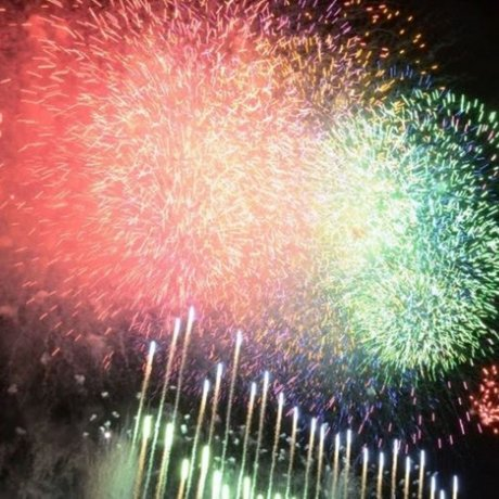 Festival de fuegos artificiales en Yodogawa [Cancelled]