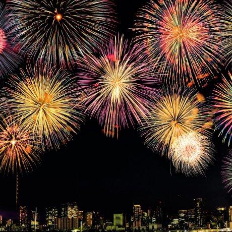 Yodogawa Fireworks Festival