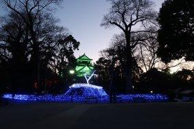 Okazaki Castle Winter Illumination