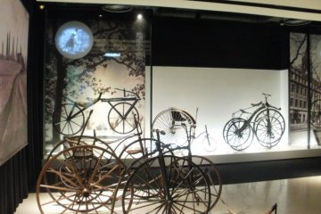 History of the Bicycle