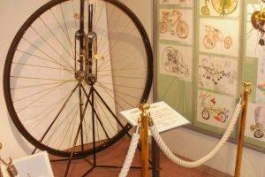 World's largest unicycle