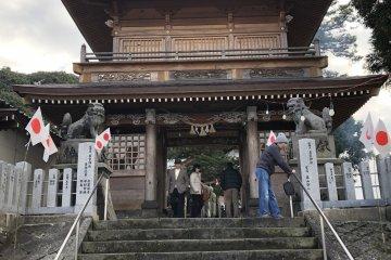 熊本県御船町 若宮神社