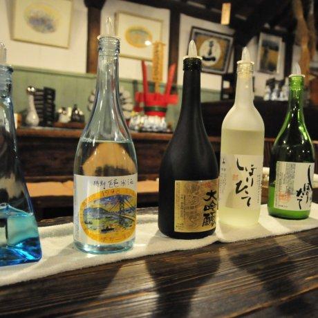 Sake Brewery Tour on Awaji Island