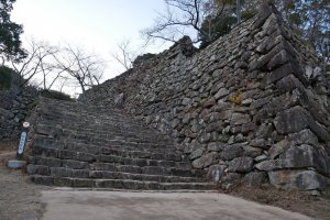 Original Stone Stairs