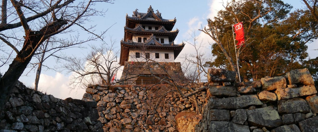 Sumoto Castle\'s Keep