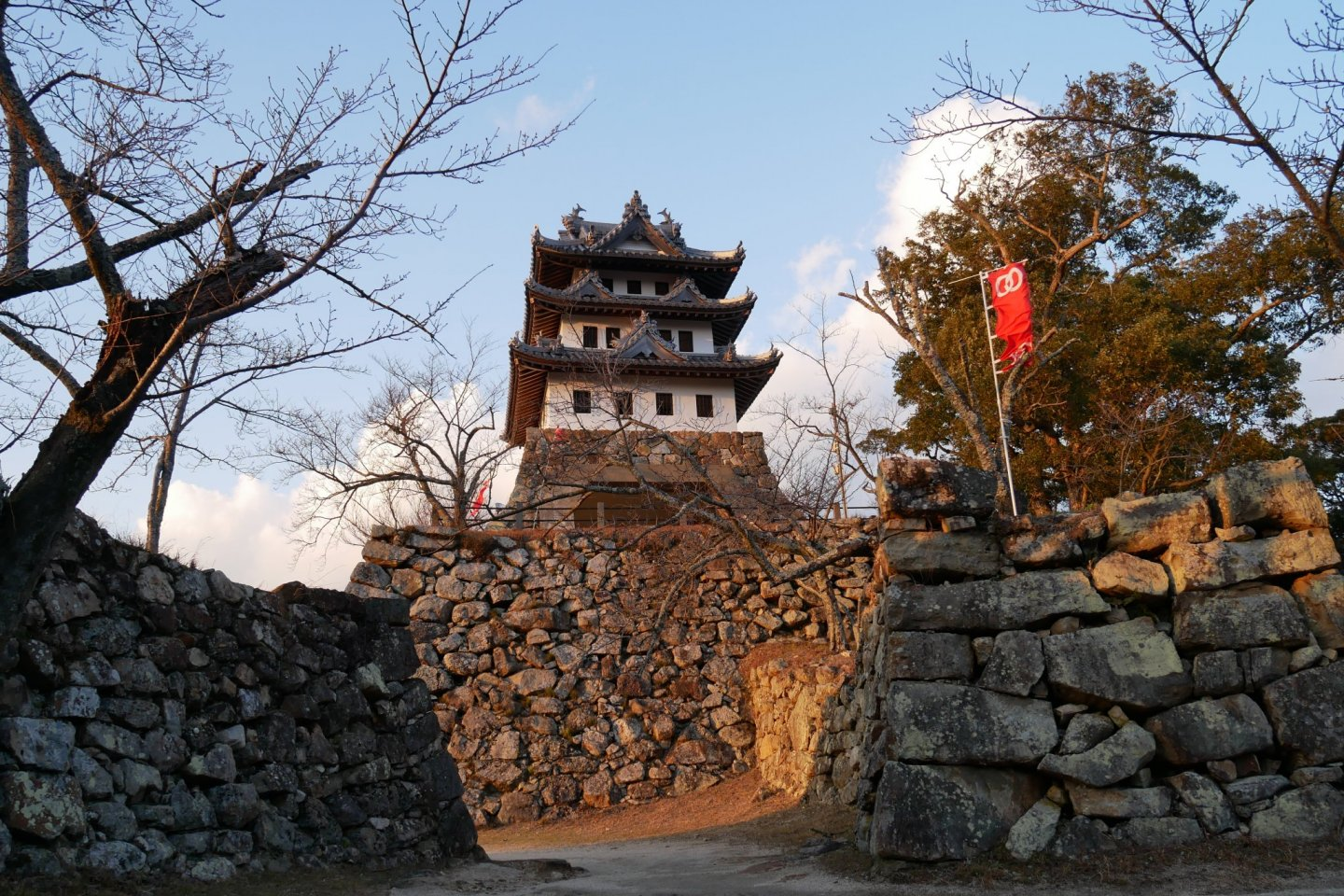 Sumoto Castle\'s Keep