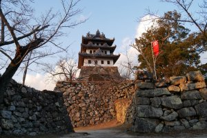 Sumoto Castle's Keep