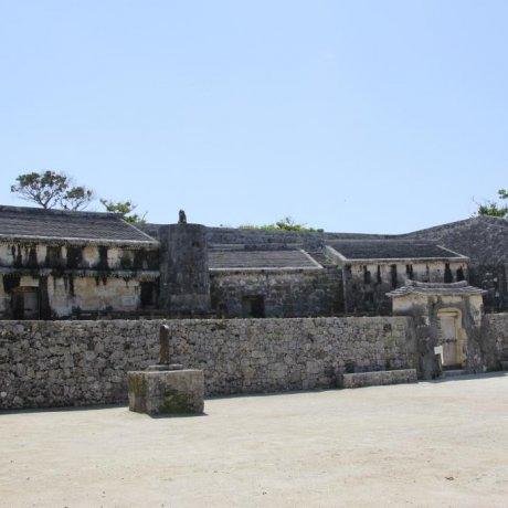 The Tamaudun Royal Mausoleum