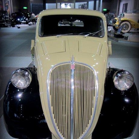 พิพิธภัณฑ์รถยนต์โตโยต้า