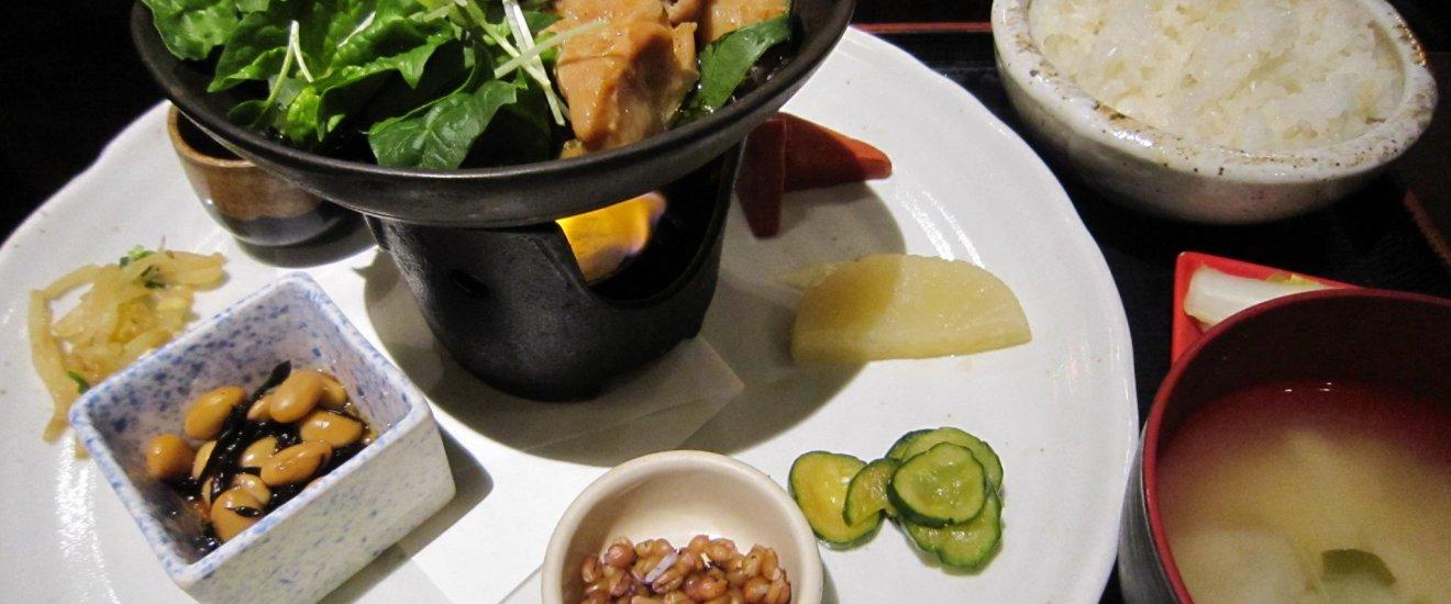 野菜づくしのいろいろおかずがどれも丁寧に調理されていて美味しい