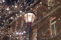 Tokyo's Brick Square Illuminations