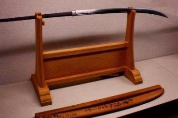 A naginata blade