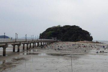 Takeshima, Island of the Gods