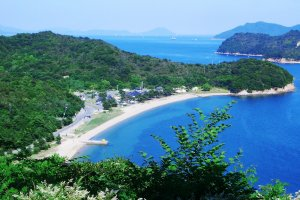 Try one of the hundreds of secluded bays and beaches