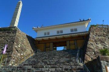 Kofu Castle - Maizurujo Park