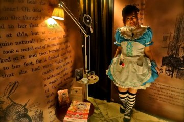 Alice: Fantasy Dining in Ginza