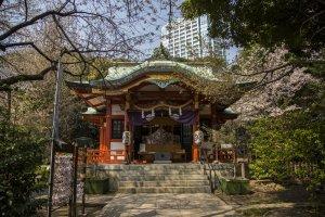 Đền Shiba Toshogu