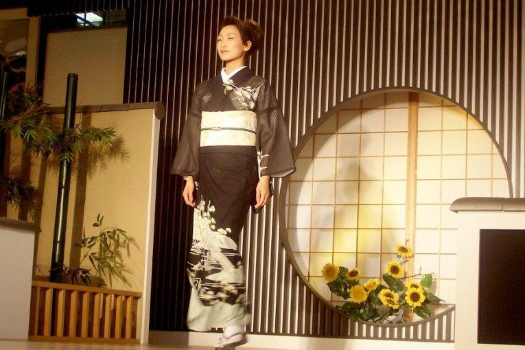 Toko & Museum Tekstil Nishijin