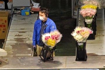 การประมูลดอกไม้