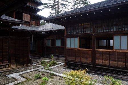 타마자와 임페리얼 빌라 방문