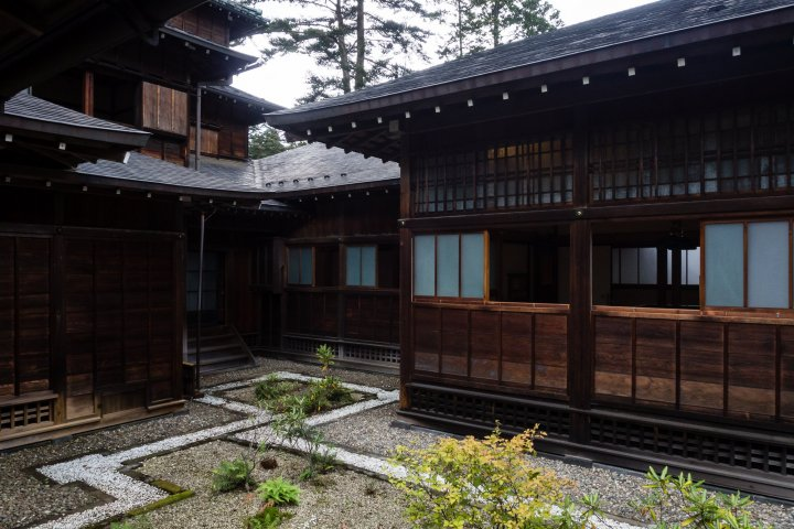 A Visit to Tamozawa Imperial Villa