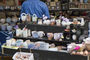 Hagi-yaki is one of Japan's finest potteries