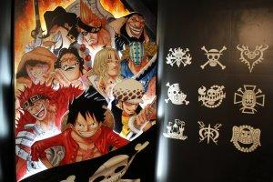 Luffy et ses rivaux