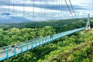 Cầu Mishima Skywalk