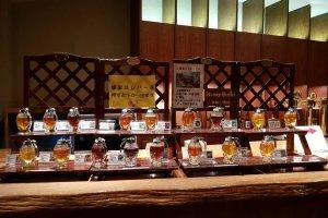 มีบริการบุพเฟ่ชาน้ำผึ้ง ซึ่งต้องเสียค่าบริการเพิ่ม