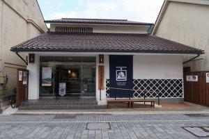 Trung tâm di sản Nhật Bản trên đường Honmachi