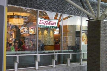 Okayama Krispy Kreme