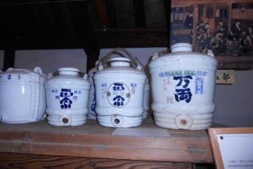 埼玉の酒蔵(鈴木酒造株式会社)