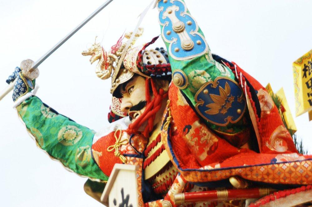 Seigneur de guerre - travail d`artisan