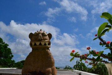 沖繩限定的風獅爺