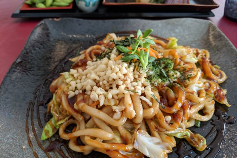 Vegan Hiroshima: Art Cafe Elk