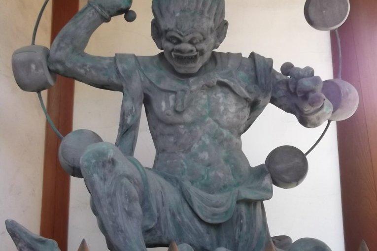 Templo Zenkyuin en Matsumoto