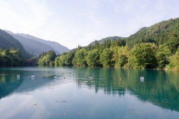 Hồ Shima ở Nakanojo