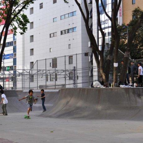 Miyashita Park 2013