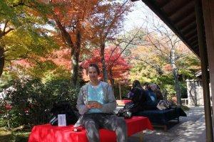 ดื่มด่ำไปกับชาเขียวญีปุ่น