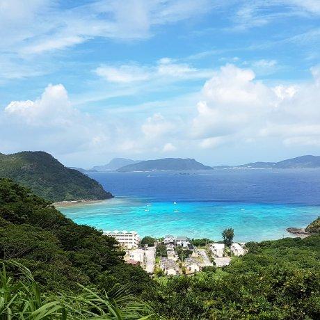 Một ngày trên bãi biển Tokashiku