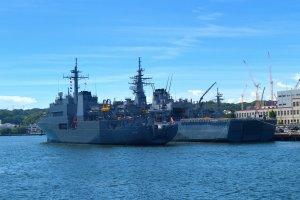 Maritime ships