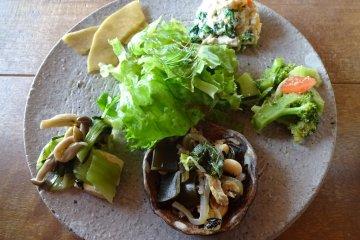 오키나와 장수 요리