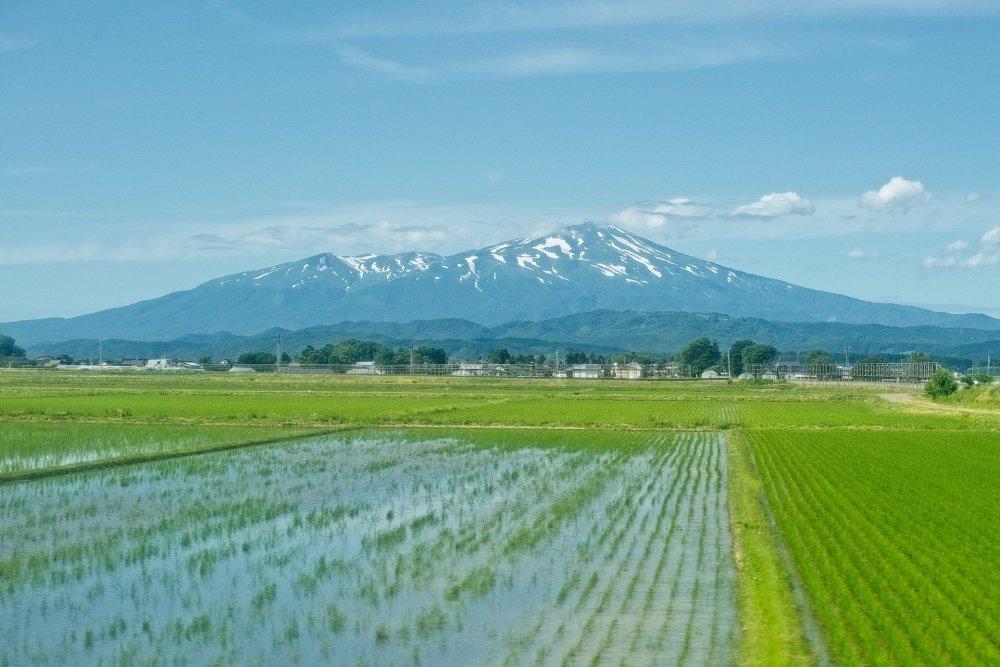 Chokai mountain