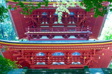Tochigi Iwafune-san Kosho-ji Temple