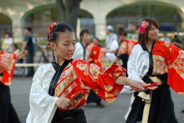 Danseur Yosakoi