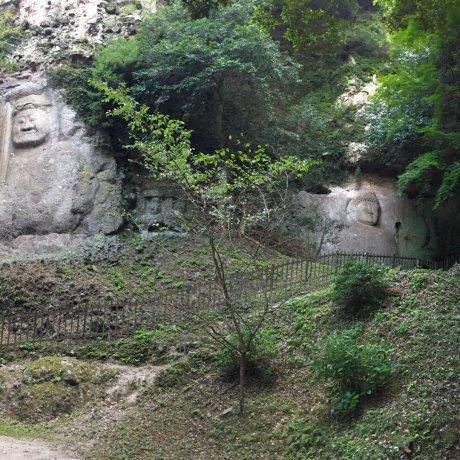 The Kumano Reliefs of Kunizaki